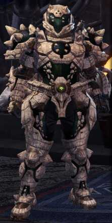 Baan Beta + Armor Set