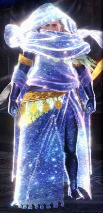 Astral Alpha + Armor Set