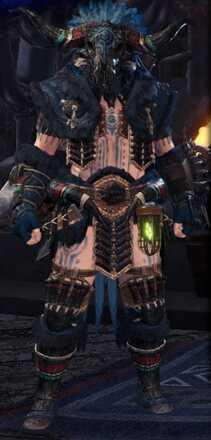 Dober Alpha + Armor Set