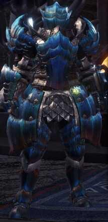 Dodogama Alpha + Armor Set
