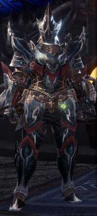 Beo Beta + Armor Set