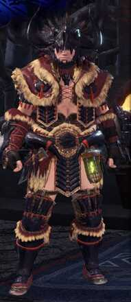 Bone Beta  + Armor Set