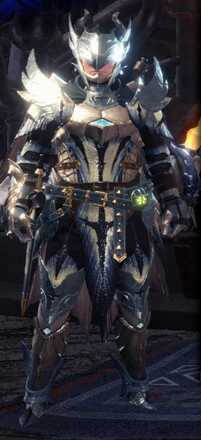 Legiana Beta + Armor Set