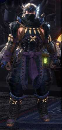 Nargacuga Beta + Armor Set