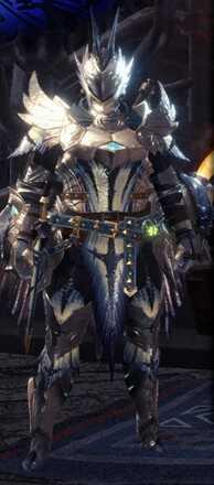 Legiana Alpha + Armor Set