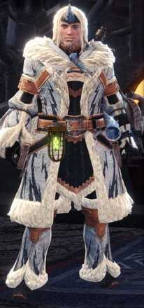 Kirin Alpha + Armor Set