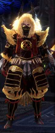Rajang Beta + Armor Set