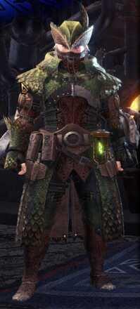 Pukei Alpha + Armor Set