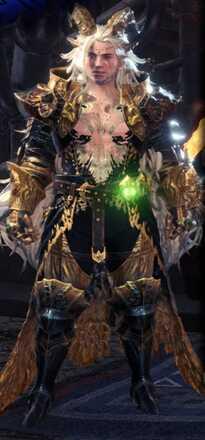Kulve Taroth Alpha + Armor Set