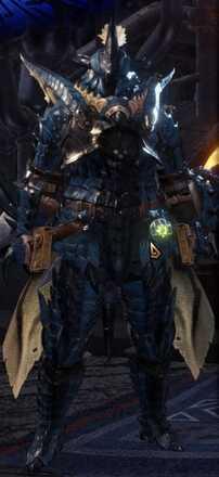 Rath Soul Alpha + Armor Set