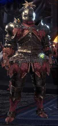 Rath Heart Alpha + Armor Set