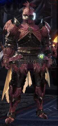 Rath Heart Beta + Armor Set