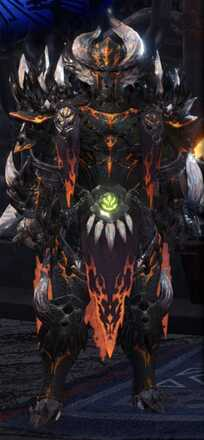 Ruiner Nergi Alpha + Armor Set