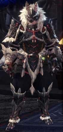 Stygian Zin Beta + Armor Set