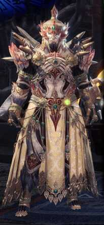 Shara Ishvalda Beta + Armor Set