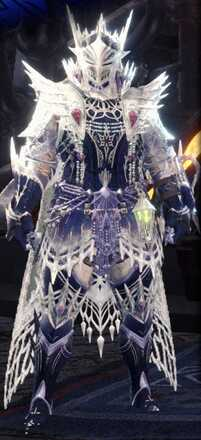 Velkhana Beta + Armor Set