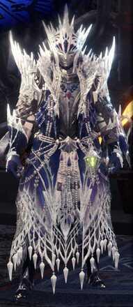 Velkhana Alpha + Armor Set