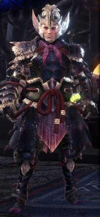 Yian Garuga Alpha + Armor Set