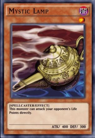 Mystic Lamp