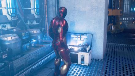 Avengers Alternate Visions Chest