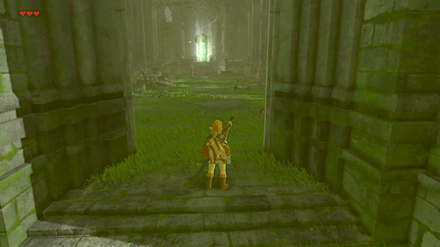 BotW - Head to the Temple of Time