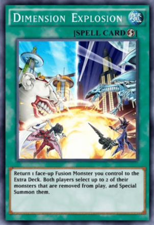Dimension Explosion