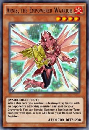 Arnis the Empowered Warrior