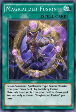 Magicalized Fusion