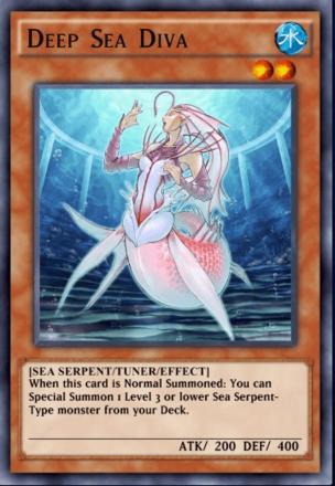 Deep Sea Diva