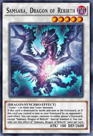 Samsara Dragon of Rebirth