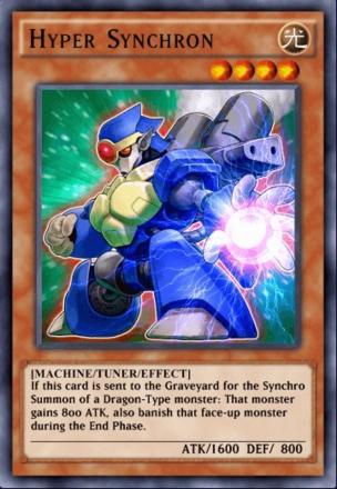 Hyper Synchron