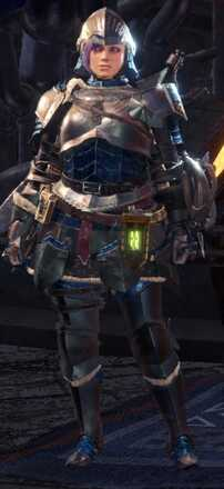 Alloy Beta Armor Set