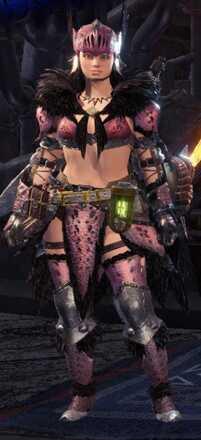 Anja Armor Set