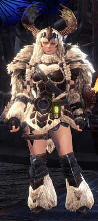 Banbaro Alpha + Armor Set