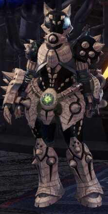 Baan Armor Set