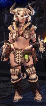Bone Armor Set