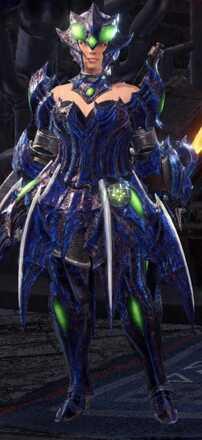 Brachydios Alpha + Armor Set