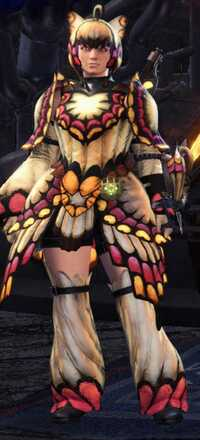 Butterfly (Female) Beta Armor Set
