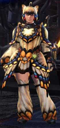 Butterfly (Female) Armor Set