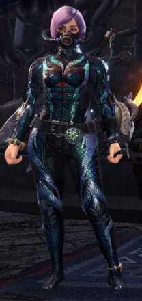 Diver Armor Set
