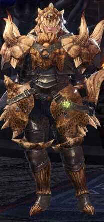 Diablos Beta Armor Set