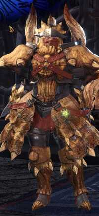 Diablos Beta + Armor Set