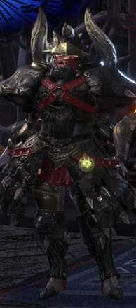 Diablos Nero Beta + Armor Set