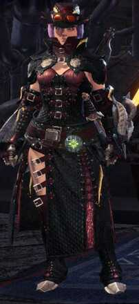 Girros Beta + Armor Set