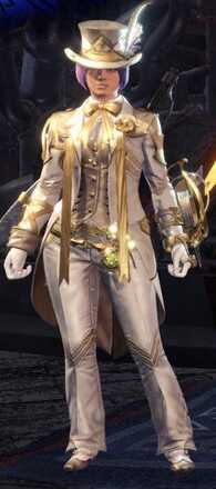 Gala Suit Armor Set