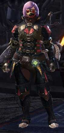 Girros Beta Armor Set