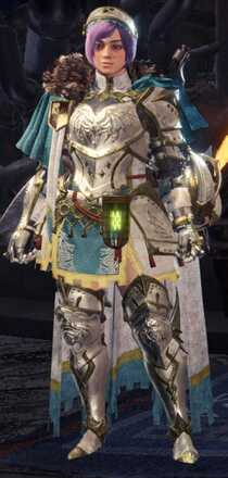 Guild Palace Alpha + Armor Set