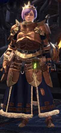Ingot Alpha Armor Set