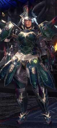 Hornetaur Alpha Armor Set