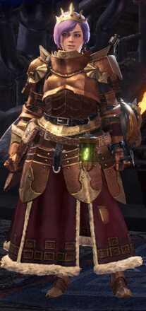 Ingot Armor Set